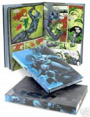 Batman Absolute Hush Graphic Novel Hardcover Slipcase Edition